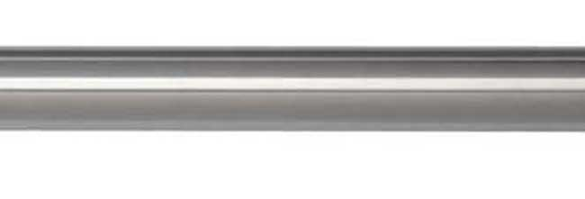Rolls 28mm Neo Curtain Pole 500cm Stainless Steel